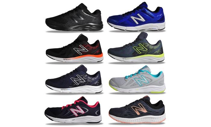 Groupon Goods Global GmbH: New Balance Men's and Women's Premium Running and Gym Trainers