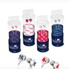 2-Pack of MLB Shoelace Earbuds