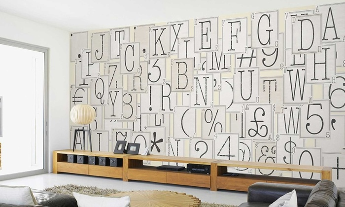 Creative Collage Wallpaper Groupon Goods