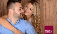 90 Min. Lovestory-Fotoshooting mit Make-up, Bildern als Datei und Abzug bei STUDIOLINE PHOTOGRAPHY (bis 73% sparen*)