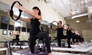 The Pilates Klinik: Pilates: 2 One-on-One Sessions or 2 Weeks of Unlimited Classes for One or Two at The Pilates Klinik (Up to $300 Value)