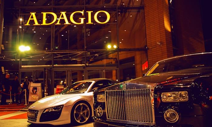 VIP-Deluxe-Package Adagio Berlin - Adagio Club | Groupon