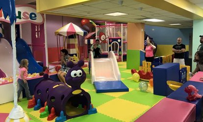 image for Up to 44% Off Open Play or Party at Bubala Indoor Playground