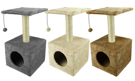 Cat Play Tower in Choice of Colour