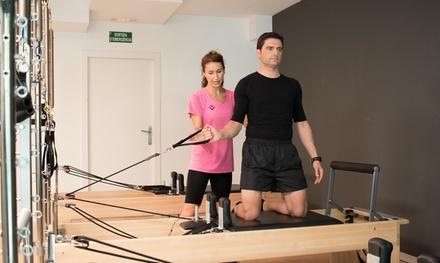 4 o 6 sesiones de 1 hora de pilates con máquinas individual o en grupo de 2 personas desde 39,90 € en Nytta