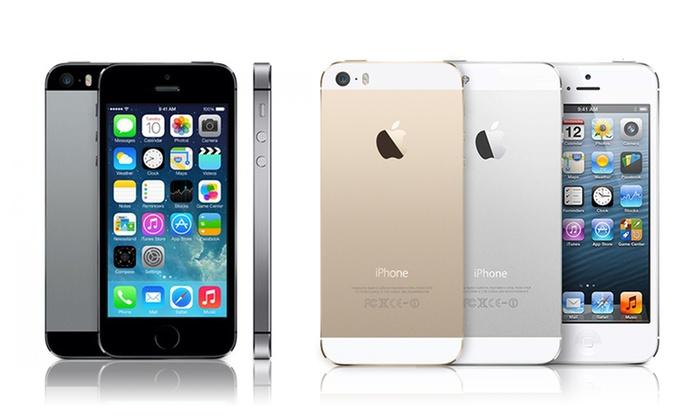 Apple iPhone 5S 16GB (GSM Unlocked)   Groupon