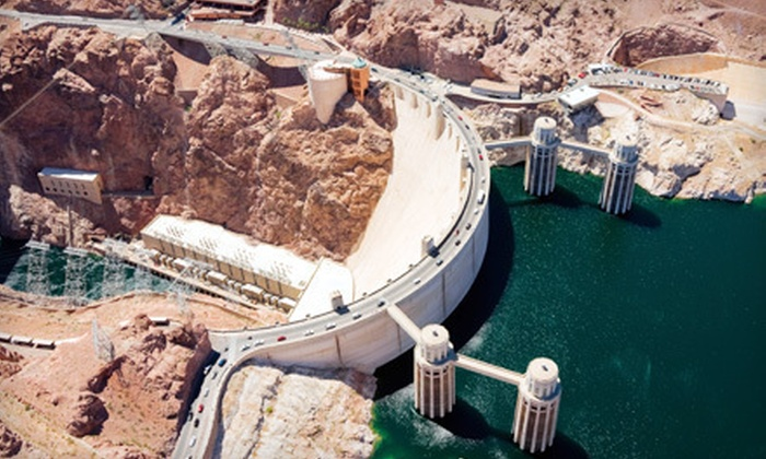 Hoover Dam Tour Company - The Strip: $29 for a Hoover Dam Premium Express Bus Tour from Hoover Dam Tour Company in Las Vegas ($59.99 Value)
