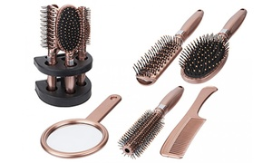 Kit brosses et mirroir support
