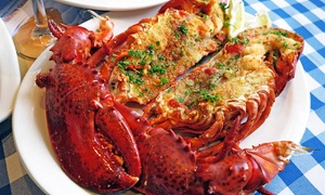 The Lobster Trap Restaurant: Seafood and Steaks at Lobster Trap Restaurant (Up to 44% Off)