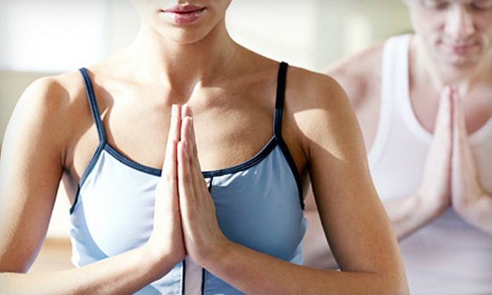 Blackbird Family Yoga - Middleton Hills: One Month of Yoga for One Person or a Whole Family, or 10 Yoga Classes at Blackbird Family Yoga (Up to 82% Off)