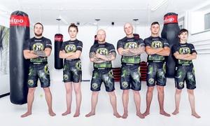 Galvarino Fighting & Self Defence Center: Wybrane zajęcia sportowe: karnet 4 wejść za 39,99 zł i więcej opcji w Galvarino Fighting & Self Defence Center (do -58%)