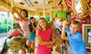 London Funfairs - Finsbury Park: Finsbury Park Family Fair: Entry For One Plus 15 Ride Tokens for £10 (41% Off)