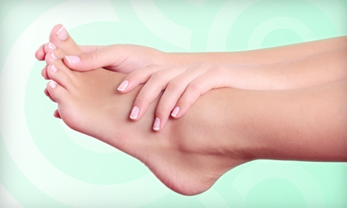 New Nail Laser Centers - Multiple Locations: Laser Toenail-Fungus-Removal Treatments for One or Both Feet at New Nail Laser Centers (Up to 75% Off)