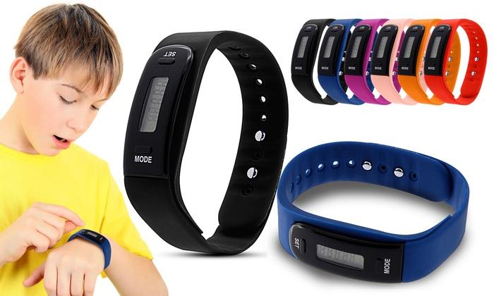 Kids Aq111 Fitness Tracker Groupon