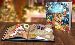 Up to 80% Off Custom Christmas Children's Books from Dinkleboo at Dinkleboo, plus 6.0% Cash Back from Ebates.