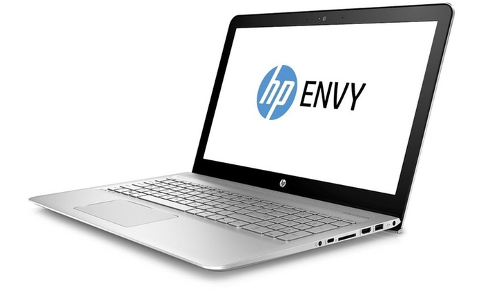 Up To 23 Off On Hp Envy 15 6 Quot Laptop Groupon Goods