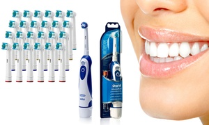 Brosse à dents électrique et/ou têtes de remplacement Oral B