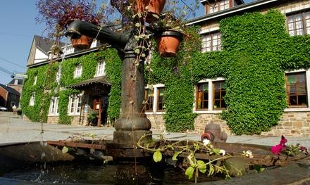 Belgische Ardennen: 13 nachten voor twee incl. ontbijt en naar keuze VIPmeergangendiners in Auberge Du Sabotier