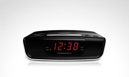 Desde $449 en vez de $624 por radio reloj Philips AJ3123 con delivery o retiro. Pagá en cuotas sin interés
