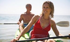 Enjoy Napa Valley: Napa River Kayak Tour for Two or Four or a Kayak Rental for Two from Enjoy Napa Valley (51% Off)