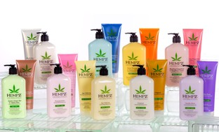 Hempz Herbal Body Moisturizer and Body Wash Set