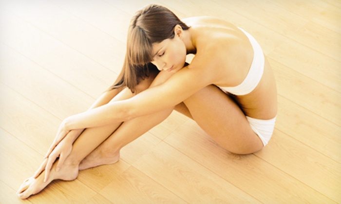 Salon & Tan - Eastside: Eyebrow and Lip Wax or $20 for $40 Worth of Waxing Services at Salon & Tan