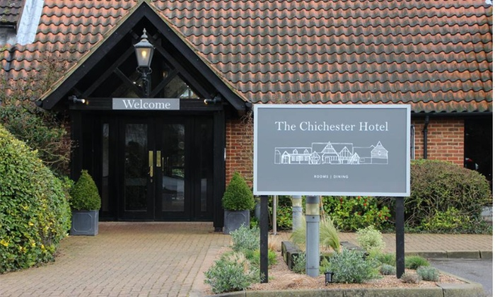 The Chichester Hotel In Nr Basildon Groupon