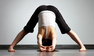 Fusion Yoga Studio Sacramento, Inc.: 5 or 10 Yoga Classes at Fusion Yoga Studio Sacramento (Up to 47% Off)