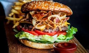 Burger & Lobster Village: Burger nach Wahl inkl. je 1 Beilage für 2 oder 4 Personen bei Burger & Lobster Village (bis zu 58% sparen*)
