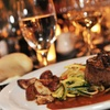 Steak Meal for Two with Prosecco