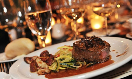 Fillet Steak AA Rosette Meal for Two or Four with Wine or Prosecco at The Waggoners (Up to 59% Off)
