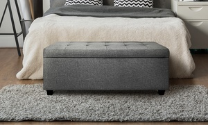 Seating and Storage Ottomans