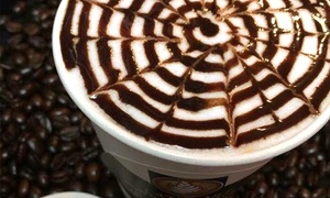 Latte Art: $12 for Two Groupons, Each Good for $10 Worth of Coffee and Pastries at Latte Art ($20 Value)