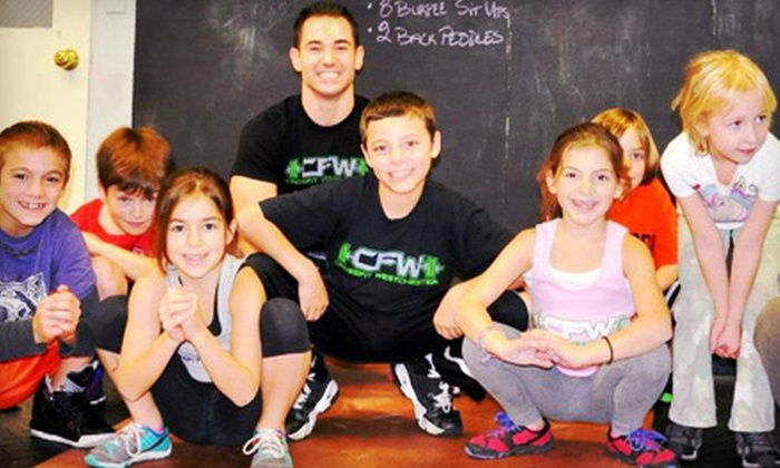 CrossFit Westchester - White Plains: 5 or 10 CrossFit Kids Classes or One Month of Unlimited CrossFit Kids Classes at CrossFit Westchester (Up to 71% Off)