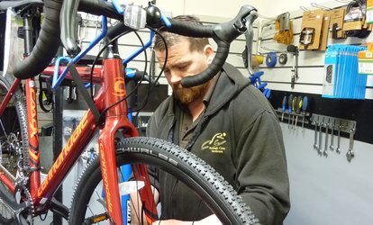 Full Bicycle Service at Ranelagh Cycle Warehouse