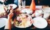 Kale Ici Restaurant - Berlin: Orientalischer Sonntags-Brunch für 2 oder 4 Personen im Kale Ici Restaurant (50% sparen*)