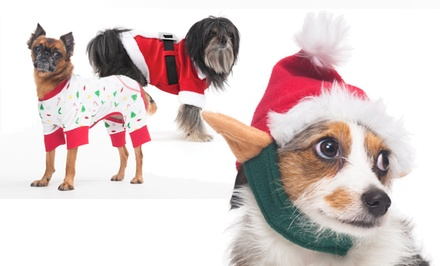 Holiday Dog Costumes. Multiple Styles Available. Free Returns.