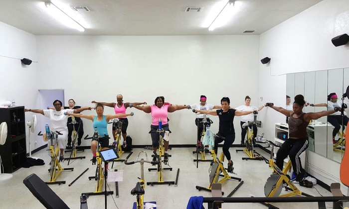 Insane Cycling - Estudillo Estates - Glen: 5 or 10 Spin Classes at Insane Cycling (Up to 53% Off)