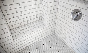 The Groutsmith Houston: Shower Grout Cleaning Package from The Groutsmith Houston (55% Off)