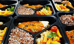 Catering dietetyczny: 5 posiłków 1500, 1700 lub 2100 kcal na 3 dni za 125,99 zł i więcej opcji z firmą Fit Box