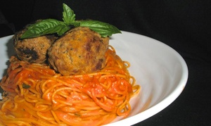 Meatballs, Etc.: $10 for Customized Meatball Dishes and Italian Food for Two at Meatballs, Etc. ($16 Value)