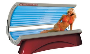 Malibu Tanning Co: Four Weeks of Unlimited Tanning at Malibu Tanning Co (49% Off)