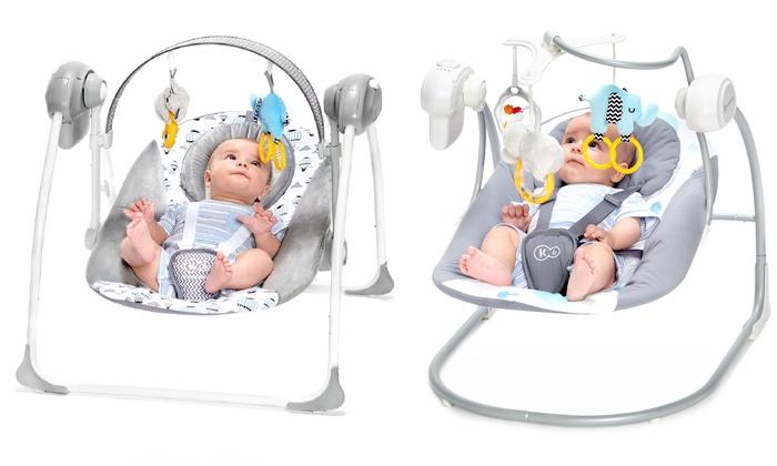 Automatische Schommel Baby.Babyschommel Groupon Goods