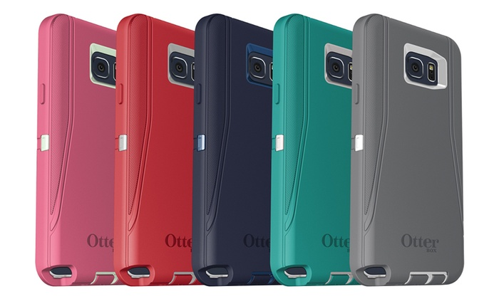 designer fashion 5f583 2a298 OtterBox Defender Series Case for Samsung Galaxy Note 5 | Groupon