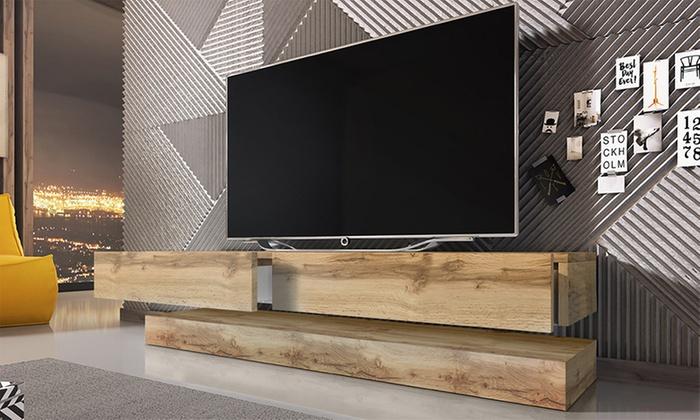 Mueble para televisión Aviator | Groupon