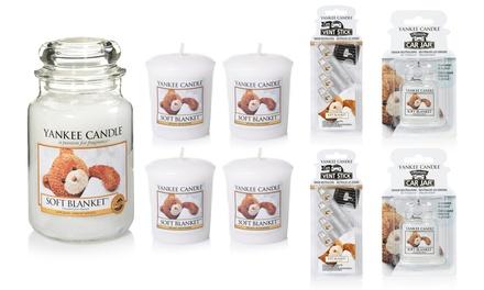 Candele e deodoranti Yankee Candle