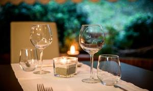 Siena Hotel Executive Ristorante: Menu toscano da 4 portate con bottiglia di vino per 2 persone al ristorante del Siena Hotel Executive
