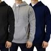 Men's Hooded Sweatshirts (2-Pack)