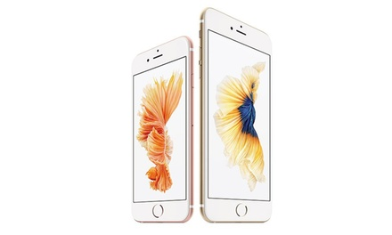 Iphone 6s reacondicionado de 16, 64 o 128 GB con opcíón a Power Bank desde 399,99 €, con envío gratuito