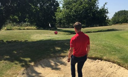 Footgolf for Adults and Children at Middlesbrough Municipal Golf Centre (Up to 43% Off)